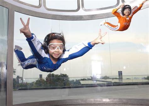 Sky diving Singapore