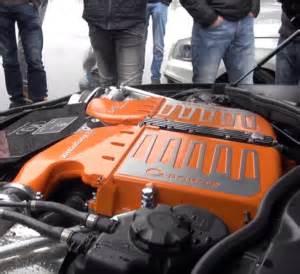 750hp bmw 1 series with 5.0l v10 bi compressor engine