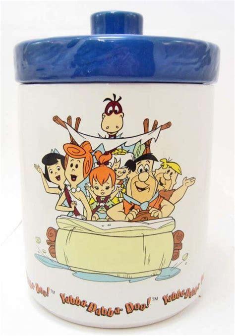 themes mobile jar cookie jar the flintstones flint mobile cookie jars
