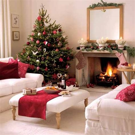 Christmas Room Decorating Ideas | 55 dreamy christmas living room d 233 cor ideas digsdigs