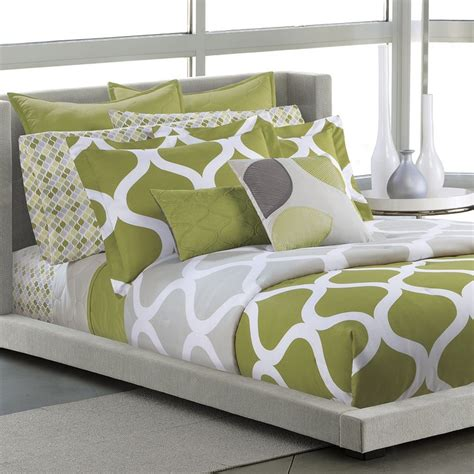 lime comforter 25 best ideas about lime green bedding on pinterest