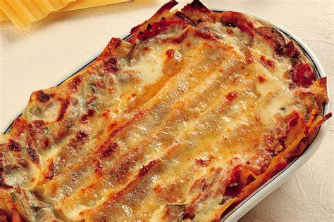 cucinare la pasta al forno ricetta pasta al forno vegetariana la cucina italiana