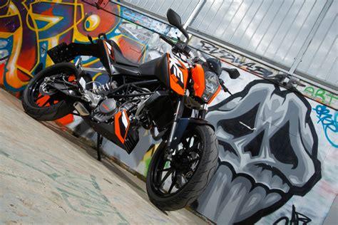 Motorrad 125 Ccm Leistung by Ktm Duke 125 Test Leistung Technische Daten Gebraucht