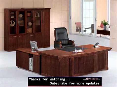 modern executive office furniture design ideas