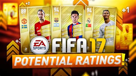 17 fifa player ratings fifa 17 player ratings