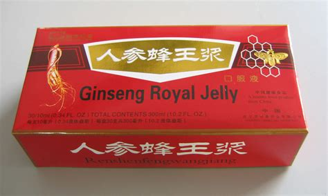 Royal Ginseng halal ginseng royal jelly quality buy ginseng royal