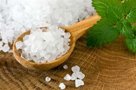 where does table salt come from how does sea salt differ from table salt cathe friedrich