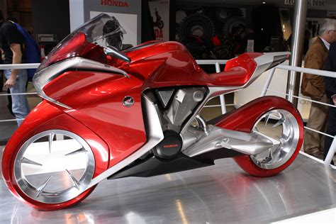 Honda V4 Concept Motorcycle Concept Cars Drive Away 2day