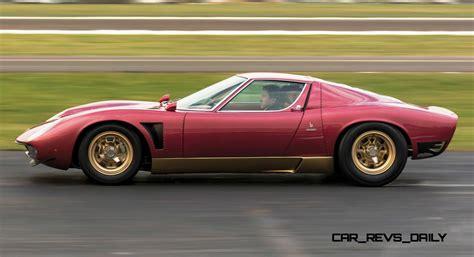 1971 Lamborghini Miura Sv 1971 Lamborghini Miura Sv Jota