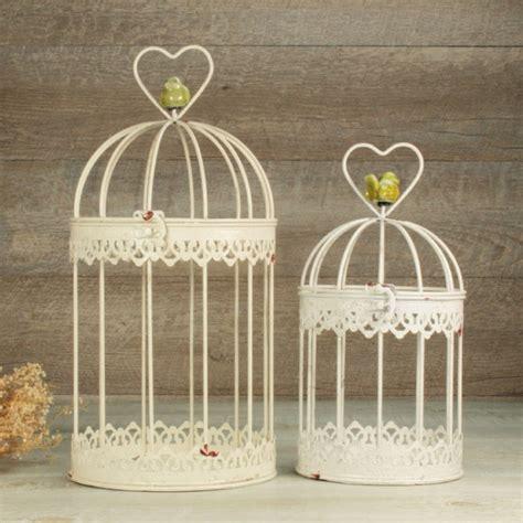 ideas para decorar con jaulas jaula metal para decorar una boda original