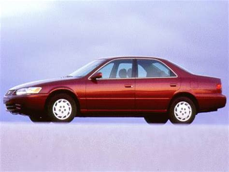 1997 toyota camry pricing ratings reviews kelley blue book