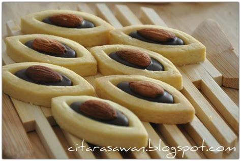 video biskut chip most resipi citarasawan koleksi resepi kakwan biskut almond