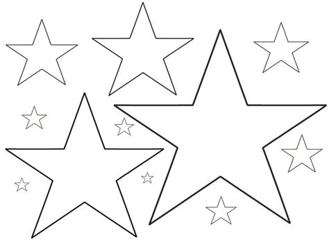 coloring page of the christmas star christmas star printable coloring pages