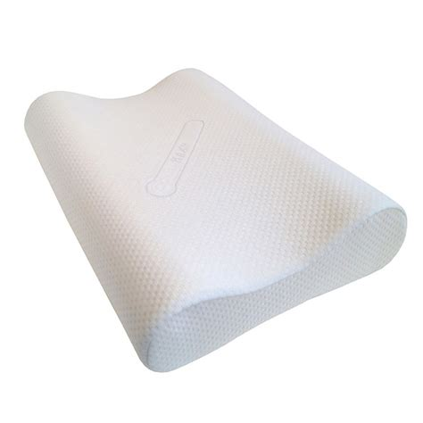 What Is A Memory Foam Pillow by Contoured Memory Foam Pillow From 163 30 55