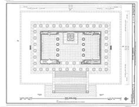 Lincoln Memorial Floor Plan | lincoln memorial front elevation architecture