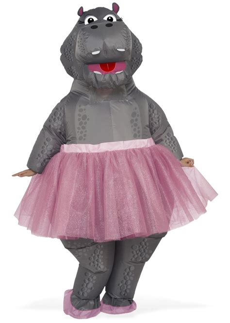 hippo men costume animal costumes