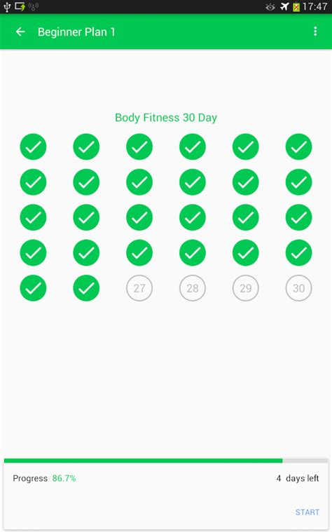 30 day exercise challenge to lose weight 30 day fitness challenge android apps on play