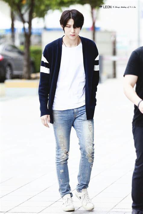 T Shirt Kpop Kaos Kpop Vixx Hyuk Chibi top 23 ideas about vixx fashion sense on torn airport fashion and blazer