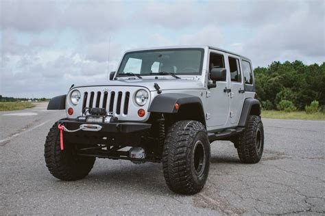 Jeeps For Sale Florida 2007 Jeep Wrangler Unlimited Automatic For Sale In