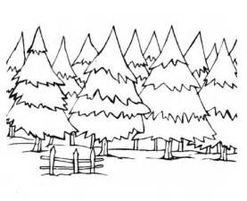 trees coloring pages trees to color coloring part 11