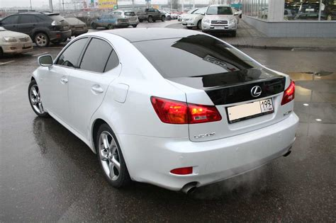 Toyota Lexus Is250 For Sale 2008 Lexus Is250 For Sale 2500cc Gasoline Fr Or Rr