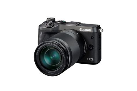 Canon Eos Hi canon eos m6 delivers high precision for polished