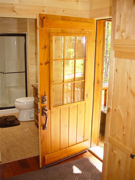 Rustic Front Doors Rustic Lodge Log And Timber Furniture Handcrafted From Green Reclaimed Pine And Northern