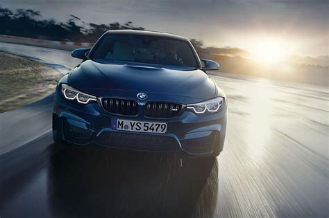 bmw m4 headlights 2018 bmw m3 gets second minor facelift with m4 s