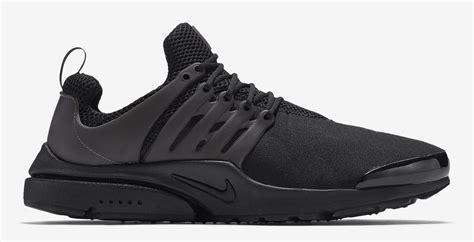 Nike Air Presto Max Suede Black nike air presto blackout air 23 air release