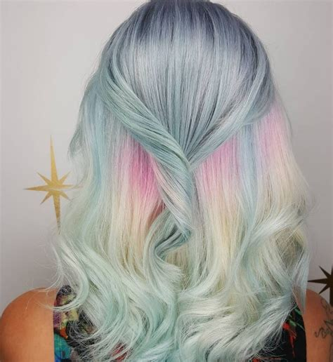 unicorn hair 16 magical unicorn hair looks to try this