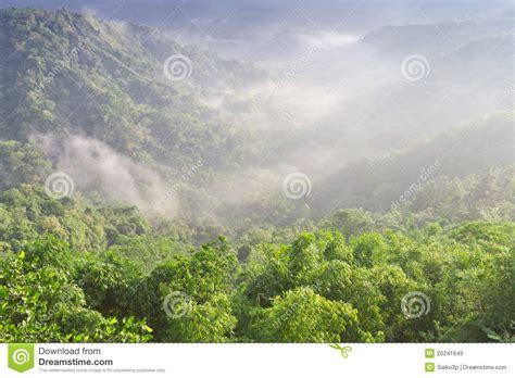 Landscape Into Landscape Into Batur Volcano Royalty Free Stock Images