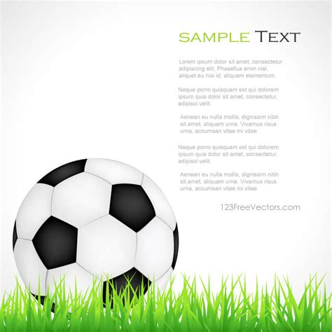 green grass clipart soccer on green grass clipart 123freevectors