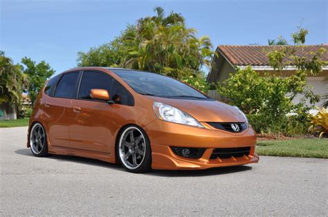 Honda Fit Slammed Honda Fit Ge8 V 3 Usdm Mugen Edition Safety Stance