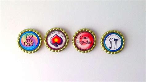 Handmade Fridge Magnets Ideas - how to create a beautiful s day fridge magnet diy