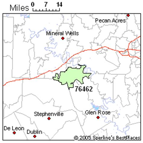 lipan texas map best place to live in lipan zip 76462 texas