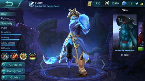 mobile legends items bane item build mobile legends everything