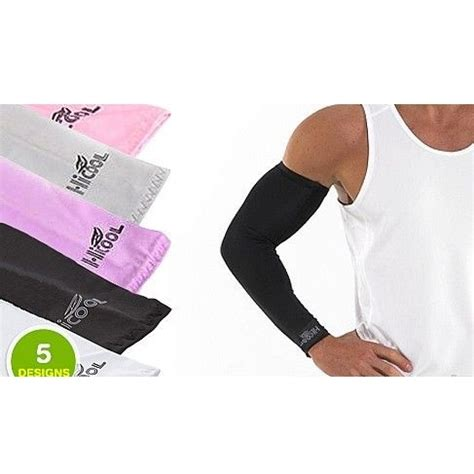Sarung Lengan hi cool arm uv protection cover sarung pelindung lengan