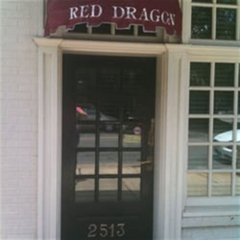 red dragon chinese restaurant raleigh, nc, united states