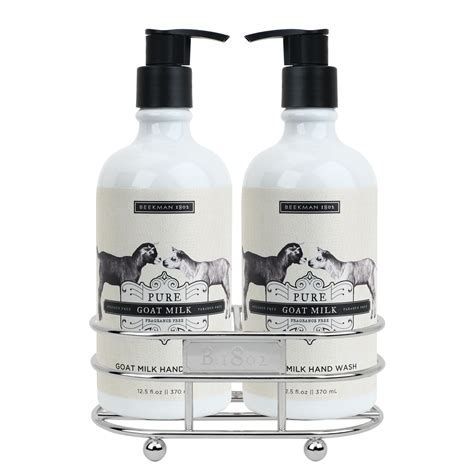 The Shop Gift Duo Jcb goat milk care duo caddy set ecommerce