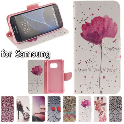 Leather Flip Cover Wallet Samsung A3 A5 A7 2016 A310 A510 A7 T3009 2 luxury leather wallet flip cover sfor samsung galaxy