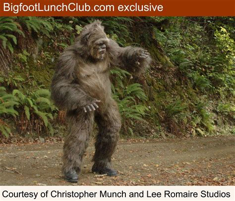Kaos Big Size Bigman Attack bigfoot news bigfoot lunch club the of letters