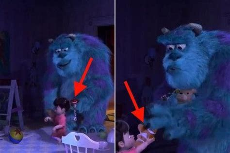 imagenes buscar cosas ocultas jesse and nemo toys in monsters inc 2001 when boo