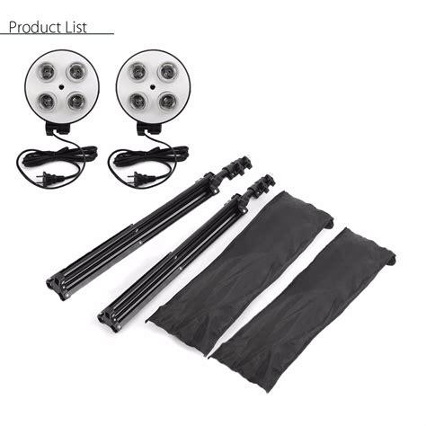 small light socket kit photo video studio lighting kit 4 socket e27 l holder