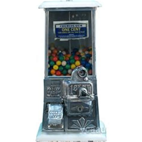 Countertop Vending Machine by 1 Cent Quot The Master Quot Countertop Vending Machine