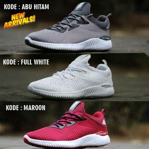 Harga Adidas Alphabounce Indonesia gambar sepatu adidas alphabounce model terbaru lengkap