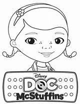Disney Doc McStuffins Coloring Page   H & M Coloring Pages