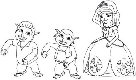 78 princess hildegard coloring pages princess sofia