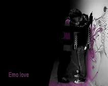 Emo Girl Love Wallpapers for Desktop