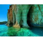 The Wallpaper Above Is Green Sea Zakinthos Greece