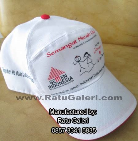 desain topi indonesia contoh dan desain topikonveksi surabaya kaos seragam dan